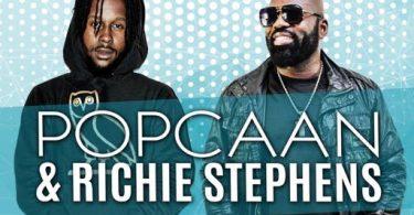 Popcaan – Go Nana Ft Richie Stephens
