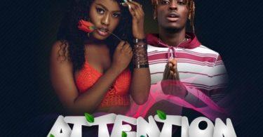 Vanessa Nice – Attention ft. Kofi Mole