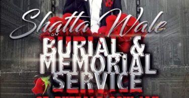 Shatta Wale – Burial Memorial Of Buffalo Souljah