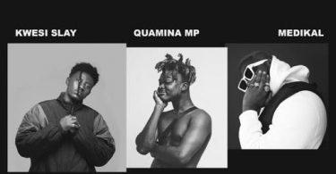 Kwesi Slay – Pussy Cat ft. Medikal Quamina Mp Prod. by Lyriqal Beatz