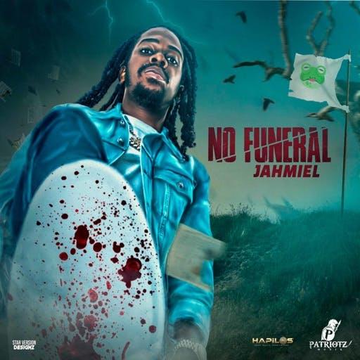 Jahmiel No Funeral Chronic Law Diss Prod. by Patriotz Muzik