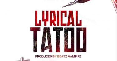 Shatta Wale Lyrical Tattoo