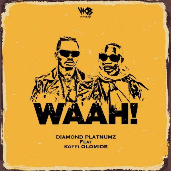 Diamond Platnumz Waah ft. Koffi Olomide