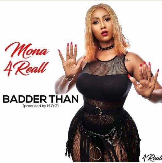 Hajia 4 Real – Badder Than Prod By MOG