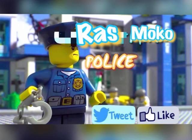 Ras Moko – Police Prod. By Sir Rufy