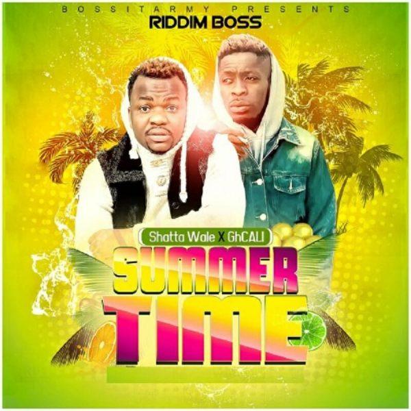 Shatta Wale – Summer Time ft. Gh Cali