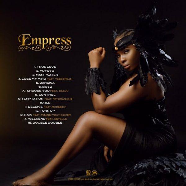 yemi alade set to release album empress