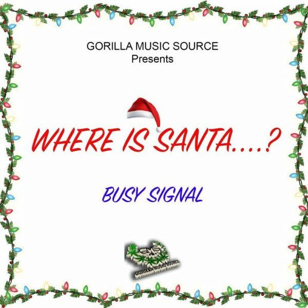 Busy Signal Where Is Santa