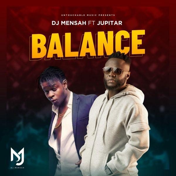 DJ Mensah – Balance Ft. Jupitar 1 scaled