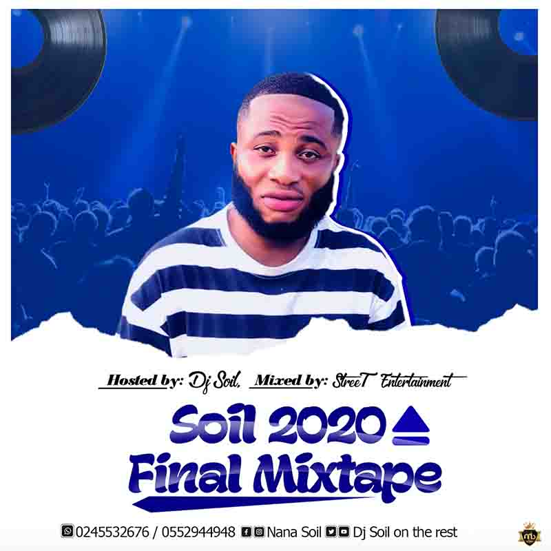 Dj Soil Final mixtape