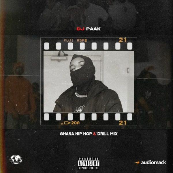 Ghana Hiphop Drill Mix