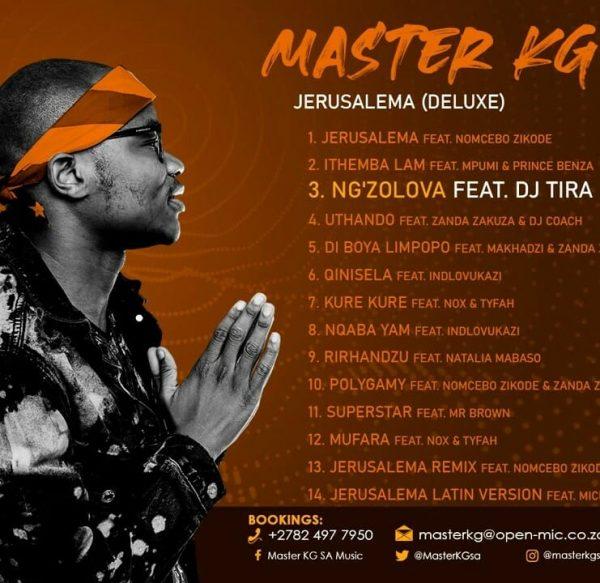 Master KG Ngzolova ft. Dj Tira Nokwazi