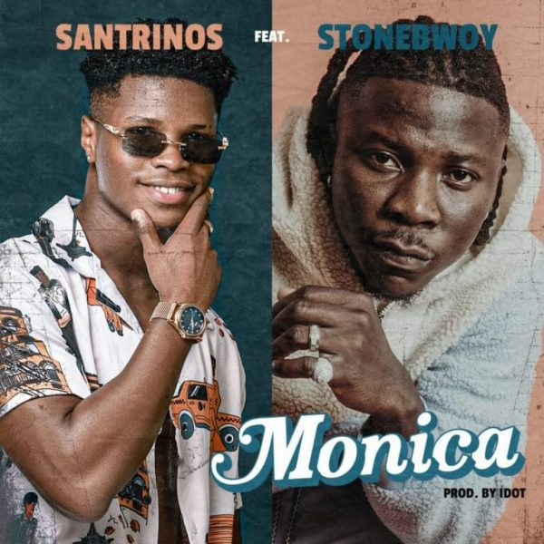 Santrinos Raphael – Monica Ft Stonebwoy