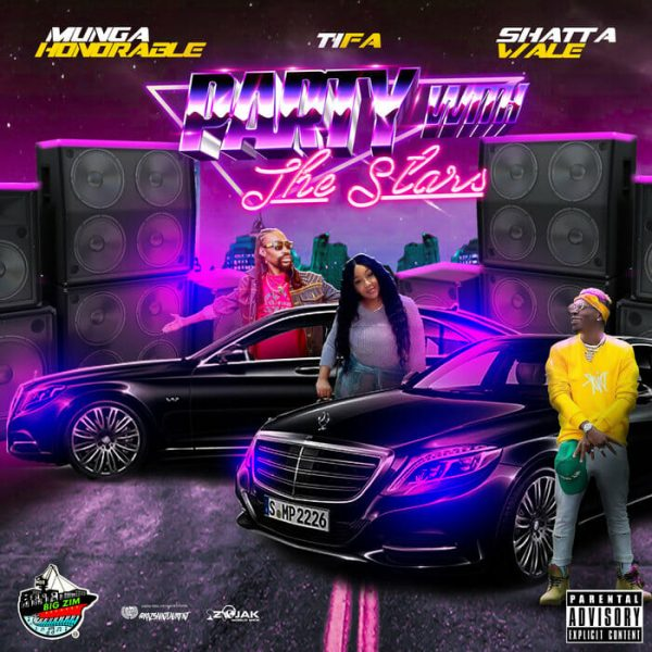 Shatta Wale – Party With The Stars ft. Munga Honorable Tifa