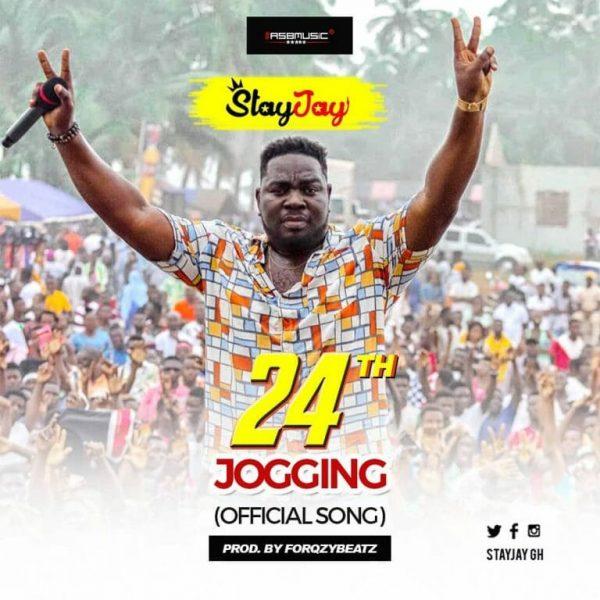 Stay Jay – 24 Jogging Prod. By Forqzy Beatz