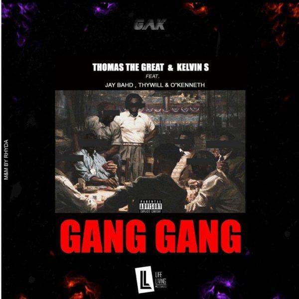 Thomas the Great Kelvin S Gang Gang