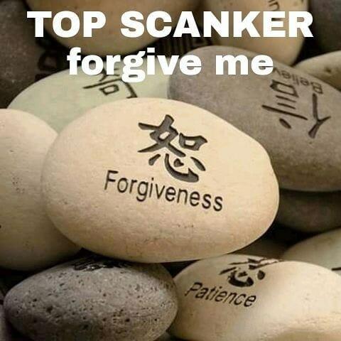 Top Scanker Forgive Me
