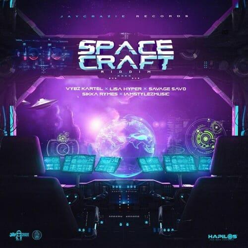 Vybz Kartel - New Moon Pon Saturn [Space Craft Riddim]