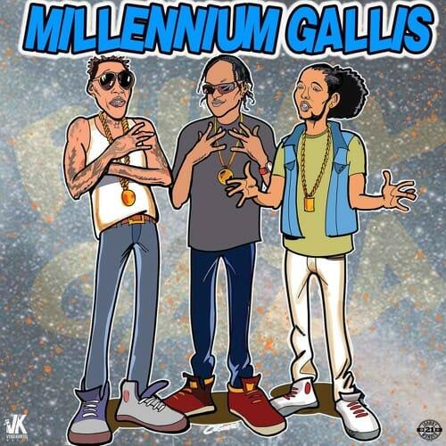 Vybz Kartel – Millennium Gallis