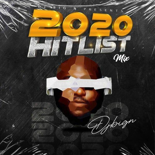 DJ Big N – 2020 Hitslist Mixtape