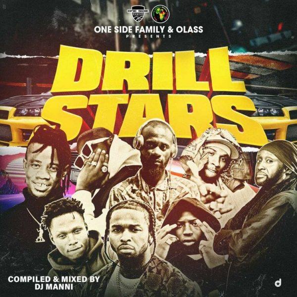 DJ MANNI DRILL STARS 2021