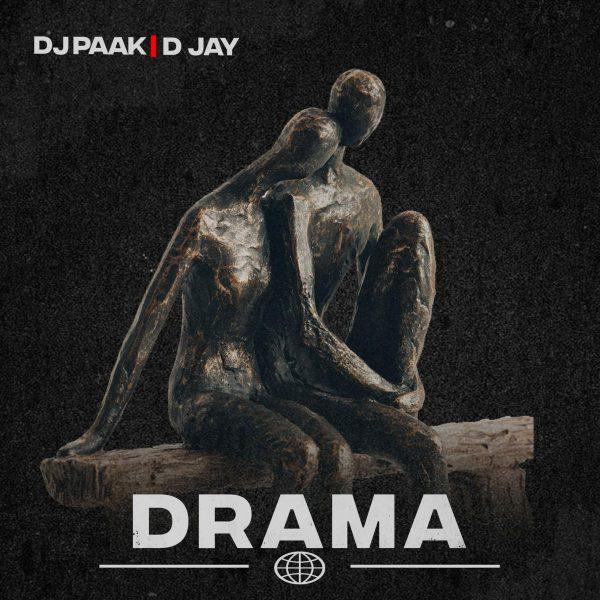 DJ Paak – Drama Ft. D Jay (Prod. By Steve Rawd)