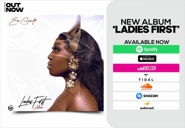 Eno Barony Ladies First Album Available NOW min scaled