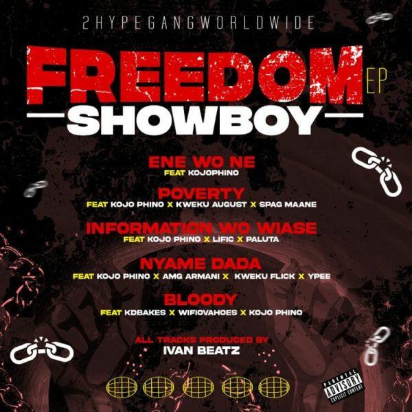Showboy Freedom EP 1