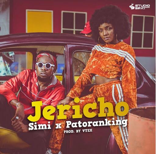 Simi – Jericho ft. Patoranking