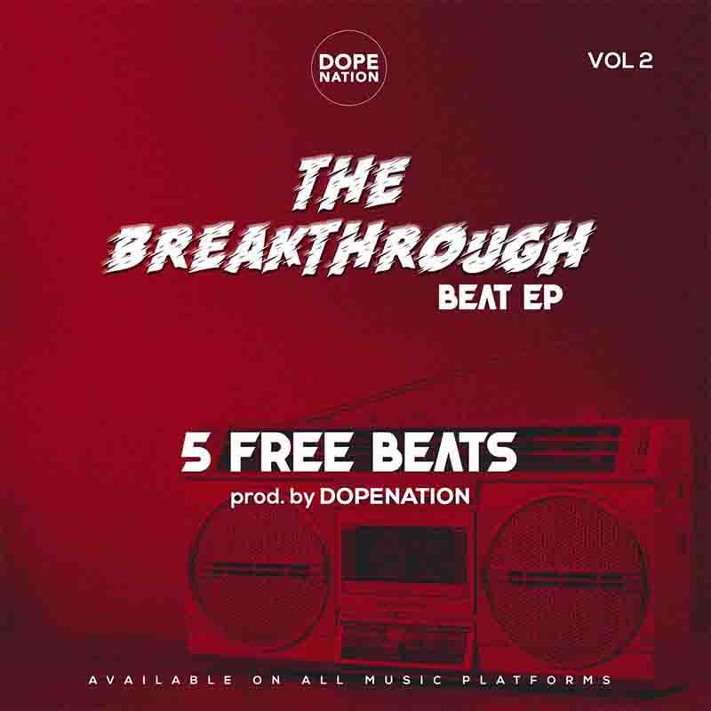 dopenation the breakthrough ep