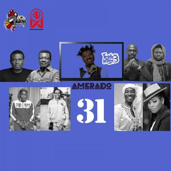 Amerado Yeete Nsem ft. Aisha Modi Shatta Wale Cecelia Marfo General Mosquito Episode 31