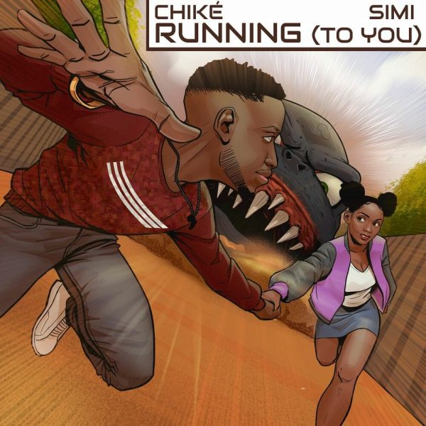 Chike Running To You mp3 image