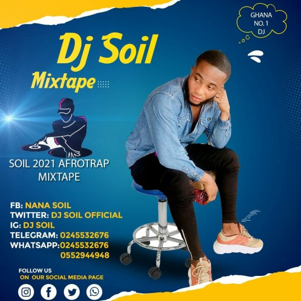 DJ Soil AfroTrap Mixtape 1