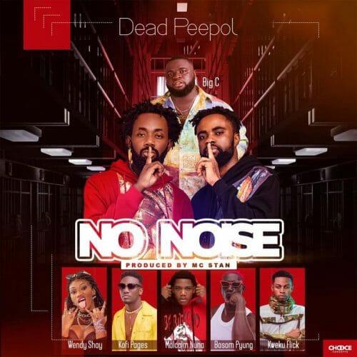 Dead Peepol No Noise cover art 500x500 1