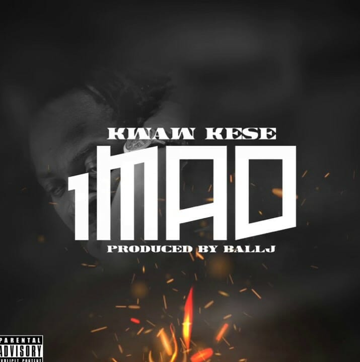 Kwaw Kese – 1Mad Ft Ball J