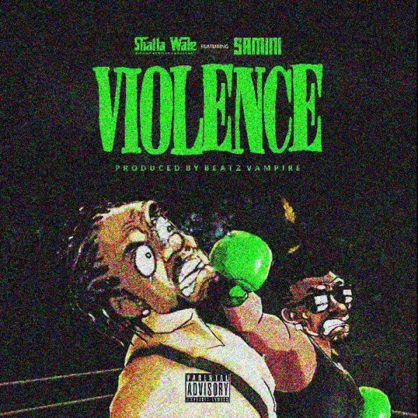 Shatta Wale - Violence (Samini Diss)