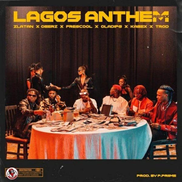 Zlatan – Lagos Anthem Remix
