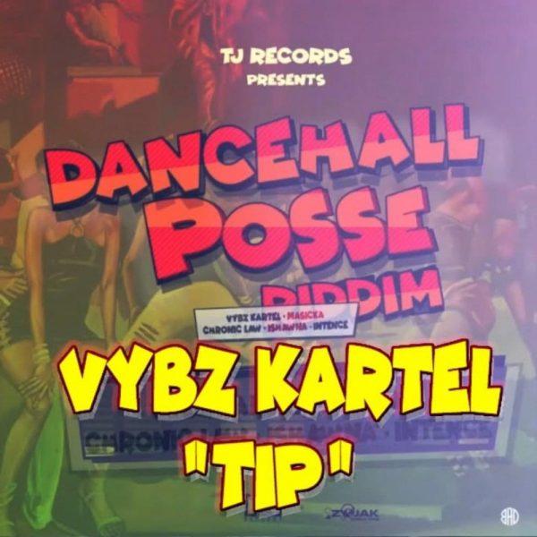 Vybz Kartel – Tip Pon Yuh Toe (Dancehall Pose Riddim)