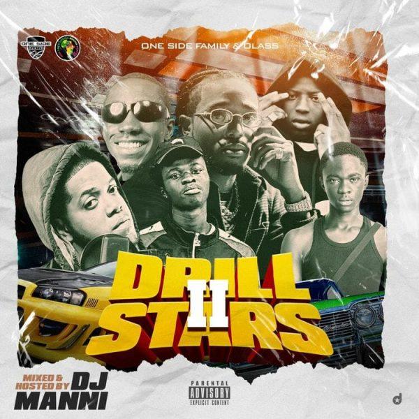 DJ Manni - Drill Stars Mixtape (Vol. 2)