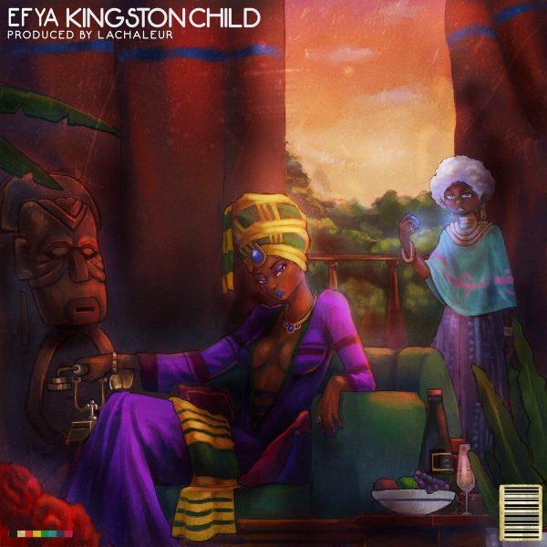 Efya – Kingston Child (Prod. by Lachaleur)