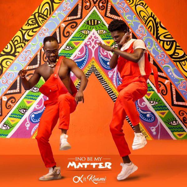 Okyeame Kwame – Ino Be My Matter Ft. Kuami Eugene