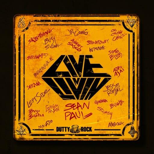 Sean Paul - Guns Of Navarone (Remix) ft. Stonebwoy, Jesse Royal & Mutabaruka