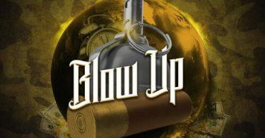 Shatta Wale – Blow Up ft Skillibeng Gold Up