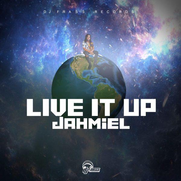 Jahmiel - Live It Up (Prod. By DJ Frass Records)