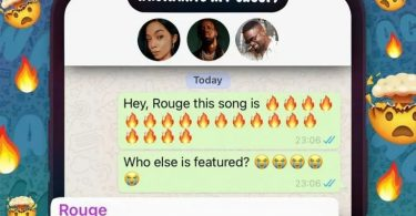 WAG by Rouge ft Sarkodie x Youssoupha