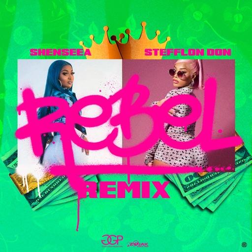 Shenseea - Rebel (Remix)