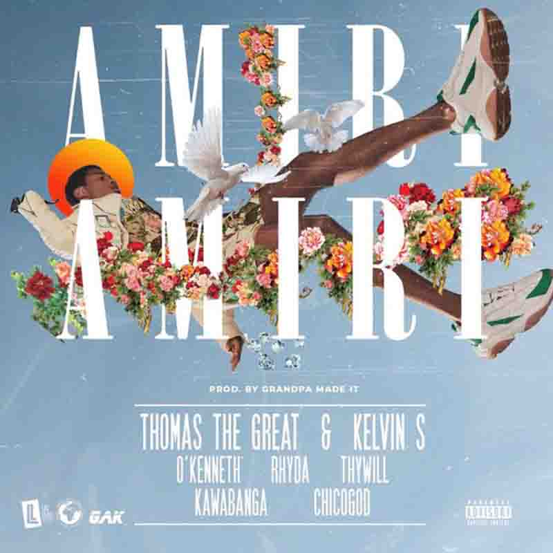 Thomas The Great x Kelvin S – AMIRI AMIRI