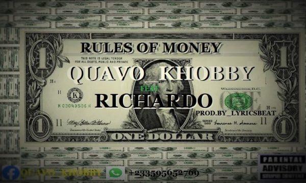 Richardo - Rules Of Money ft. Quavo Kobby