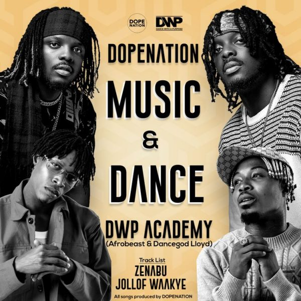 DopeNation x Dancegod Lloyd x Afrobeast