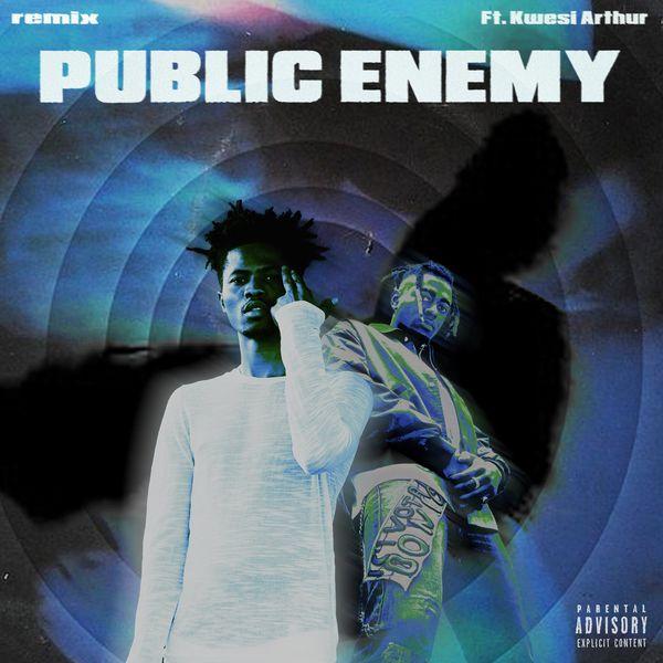 PUBLIC ENEMY Kwesi Arthur Remix